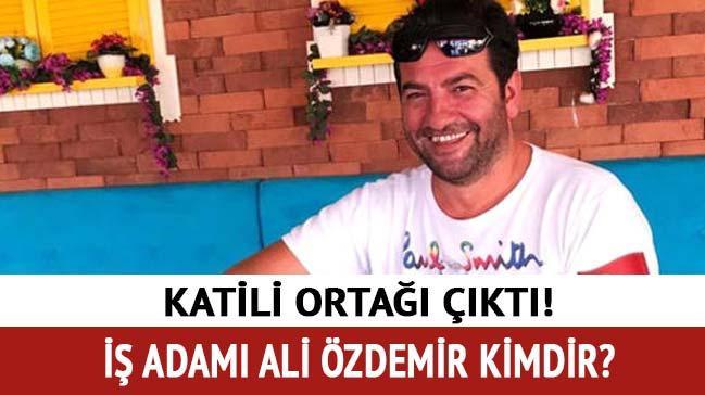 Ali Özdemir kimdir?  İş adamı Ali Özdemir katili kim Bodrum son dakika haberleri!