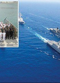 Deniz Kuvvetleri'ne 2 bin 500 FETO'cü sızdırılmış