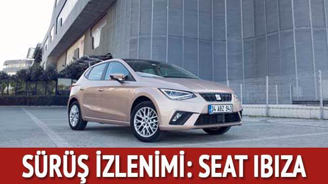 Sürüş İzlenimi: Seat Ibiza