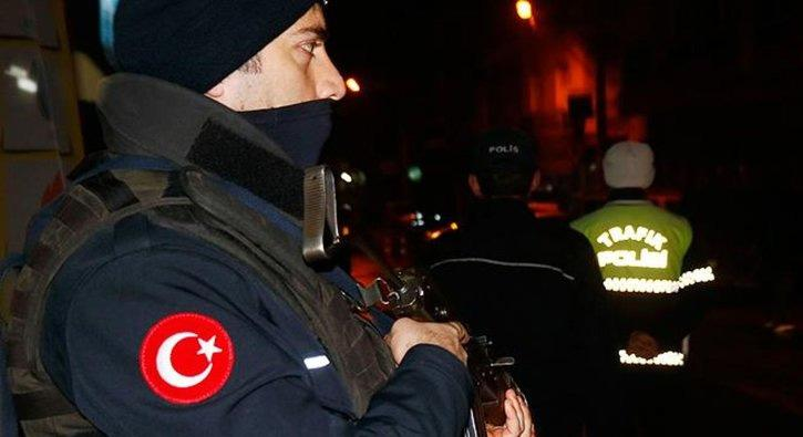 İzmir'de asayiş uygulaması: 19 gözaltı