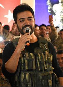 Diyarbakır'da askerlere moral konseri