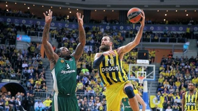 Euroleague maç özetleri Fenerbahçe Panathinaikos özet