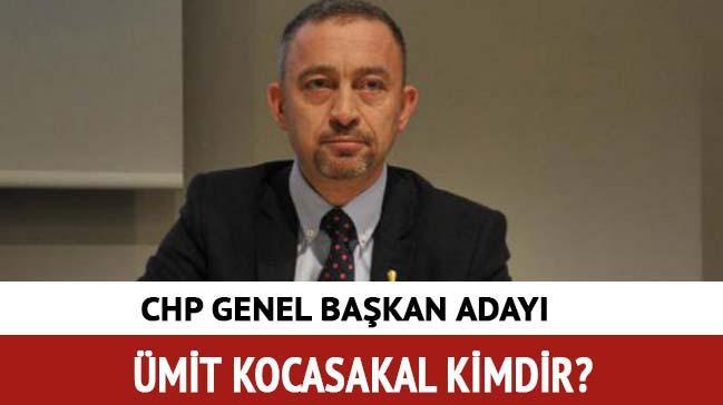 Ümit Kocasakal kimdir nereli? Ümit Kocasakal CHP Başkan adayı oldu mu?