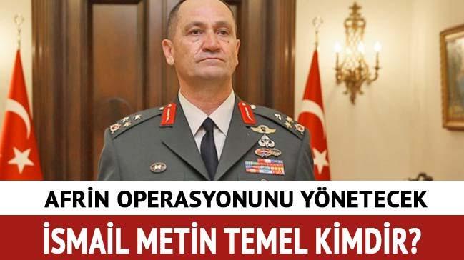 """Afrin operasyonu komutanı kimdir"""" İşte hakkında merak edilenler!"""