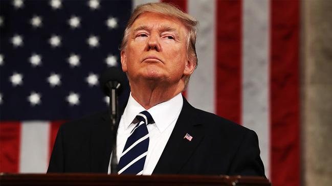 ABD Başkanı Trump'tan Filistin'e tehdit