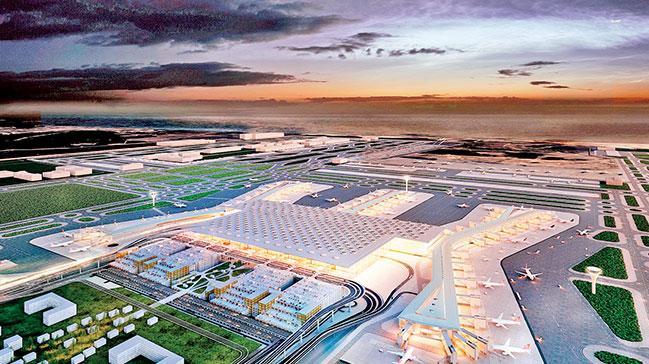 3. Havalimanılojistik merkez olacak