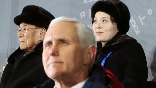 K.Kore+lideri+Kim%E2%80%99in+karde%C5%9Fi+ile+ABD+Ba%C5%9Fkan+Yard%C4%B1mc%C4%B1s%C4%B1+yan+yana...