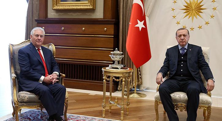 'Erdoğan ve Tiilerson'un gündemi şeker fabrikalarının satışıydı'