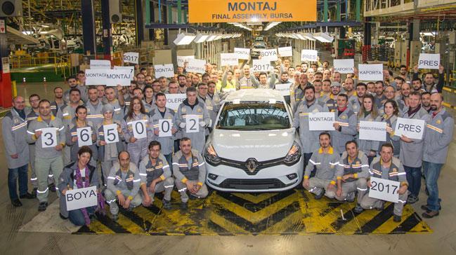 Renault ülkemizde rekor kırdı