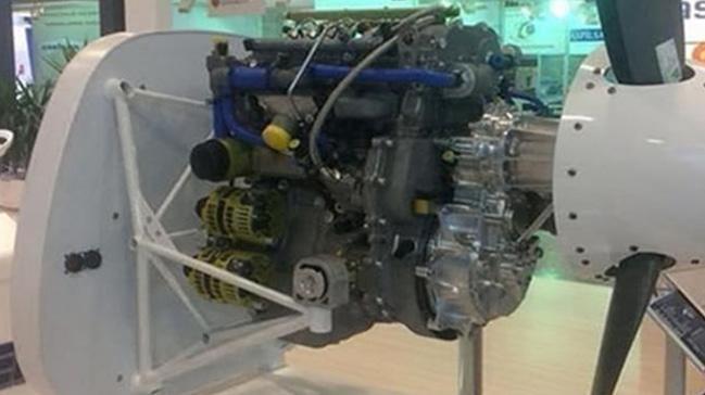 İnsansız Hava Aracı ANKA yerli motora kavuştu