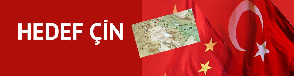 Bakü-Tiflis-Kars Demiryolu hattında hedef Çin