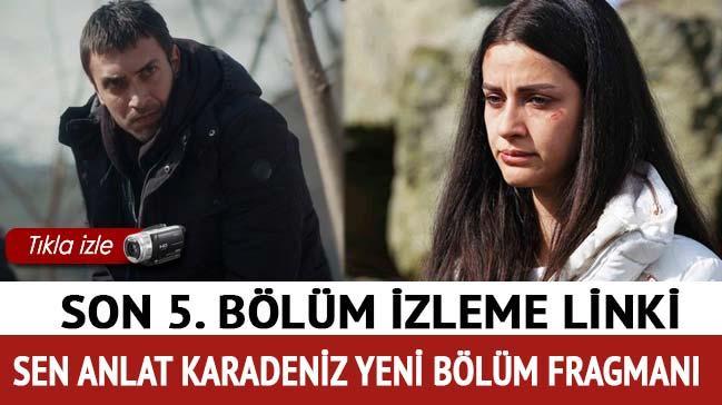 Sen Anlat Karadeniz 6. Yeni bölüm fragmanı son 5. Bölüm izleme linki ATV'de