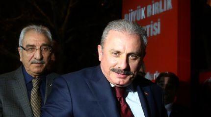 Mustafa Şentop, BBP lideri Destici'yi ziyaret etti