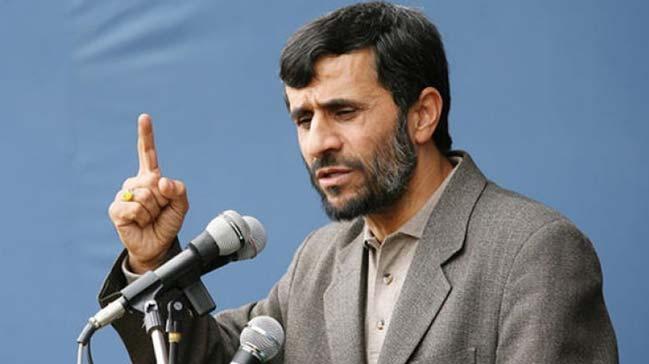 Ahmedinejad'dan Hamaney'e 'seçim' çağrısı!