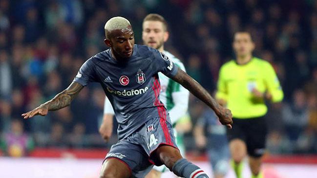 PFDK, Beşiktaş'ın Anderson Talisca'nın sarı kartı için yaptığı itirazı reddetti