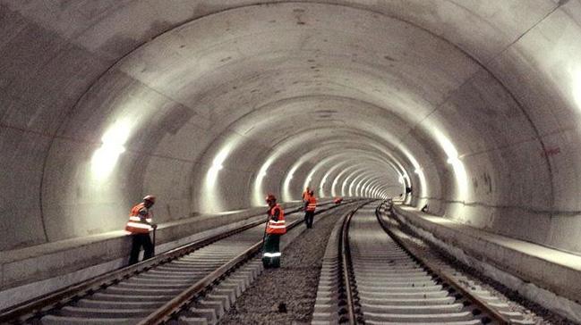 İstanbul'da çalışmaları önceden başlayan 4 tane metro hattı bu yıl sonu itibariyle açılıyor