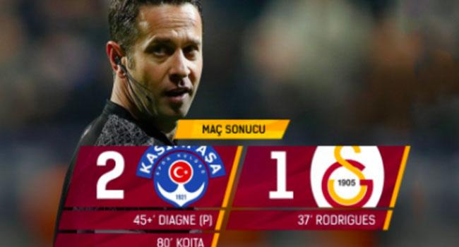 PFDK, Galatasaray'ın tweetine 100 bin TL ceza verdi