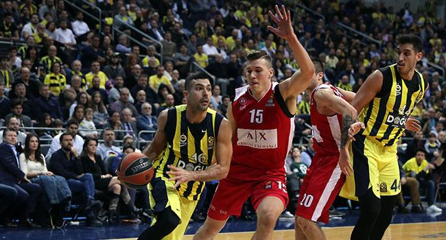 Fenerbahçe Doğuş, Olimpia Milano'yu farklı mağlup etti: 89-70