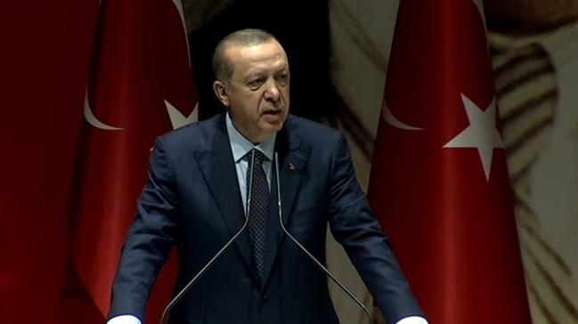 Cumhurbaşkanı Erdoğan: Be vicdansız be ahlaksız
