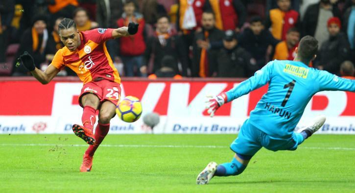 GS Bursa özet 5-0 Galatasaray Bursaspor maç özeti golleri ve önemli anları