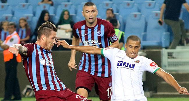 Trabzonspor, Alanyaspor deplasmanında! İşte muhtemel 11'ler...