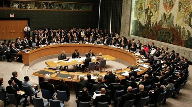 BMGK'da Suriye'de ateşkesi öngören tasarı ertelendi
