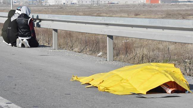 Konya'da otomobilin çarptığı yaya hayatını kaybetti: Araçtakiler dehşete düştü