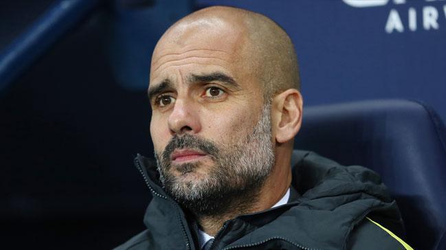 Pep Guardiola 3 yıl daha Manchester City'nin başında olacak