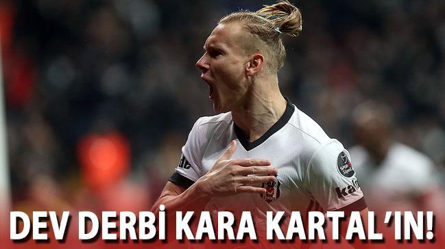 Dev derbi Kara Kartal'ın!