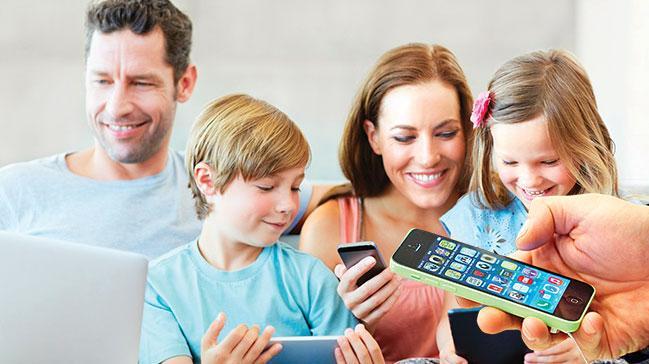 Ak%C4%B1ll%C4%B1+telefonlarbeynimizi+tembelle%C5%9Ftiriyor