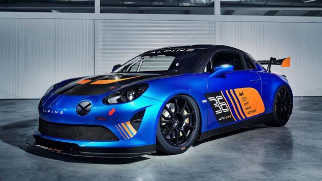 Renault Alpine geri döndü