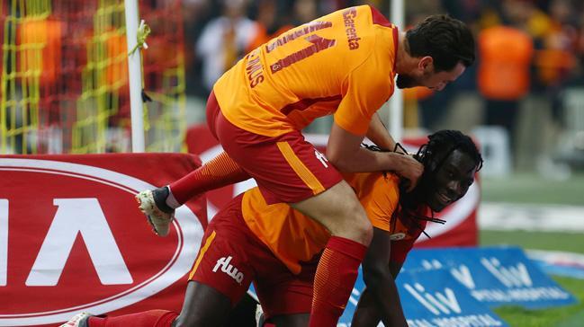 Galatasaray+evinde+Konyaspor%E2%80%99u+2-1+ma%C4%9Flup+etti