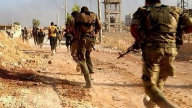 Suriye'de İran Devrim Muhafızları Ordusu'na Mensup 5 Kişi Öldürüldü ile ilgili görsel sonucu
