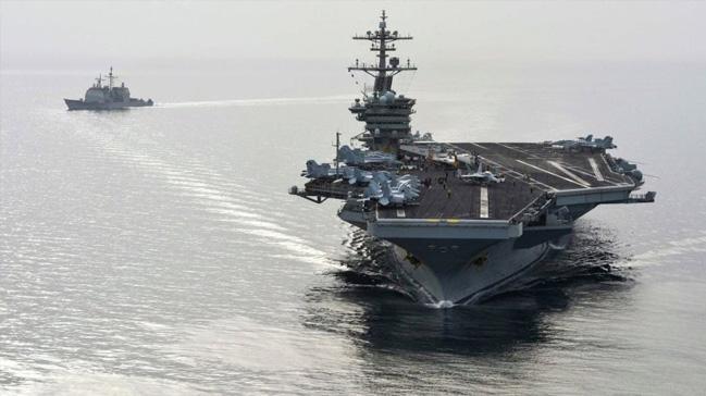 ABD savaş gemisi Gürcistan'da