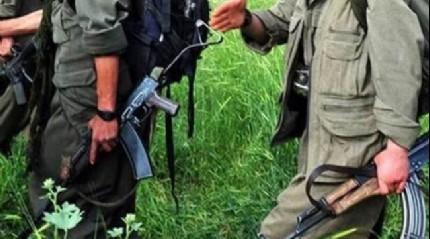 PKK/PYD'de ortalık fena karıştı! En korkakları sözde örgüt lideri çıktı