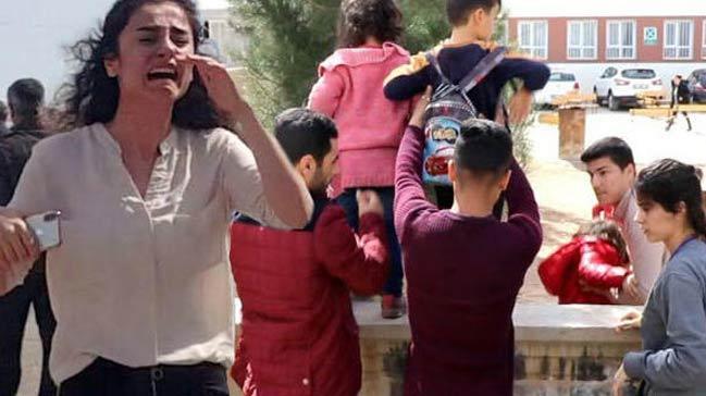 Ş. Uurfa'daki okulda silahlar patladı, öğretmenler 'Abiler oyun oynadı' diyerek öğrencileri sakinleştirdi
