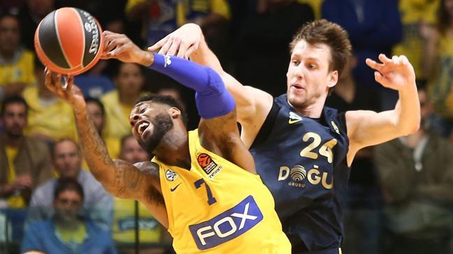 Fenerbahçe Doğuş, THY Avrupa Ligi'nde yarın Maccabi FOX'u ağırlayacak