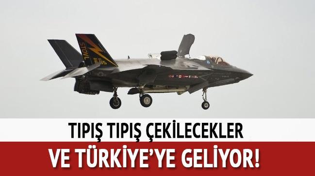 Ve Türkiye'ye geliyor!