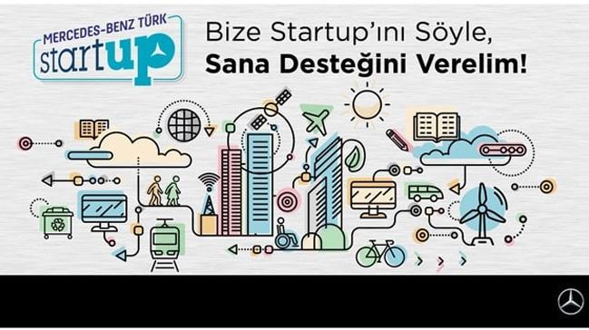 Mercedes-Benz Türk Startup yarışması, başvuruları toplamaya devam ediyor