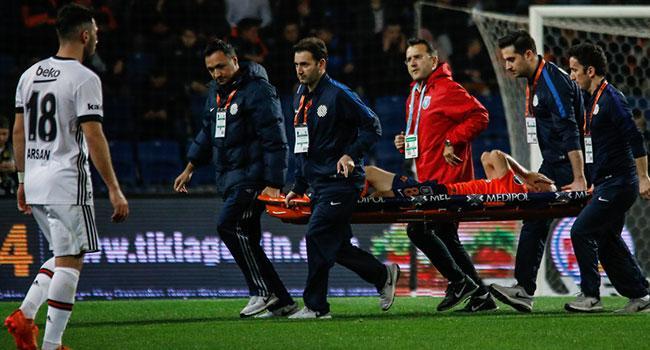 Mossoro 4-6 hafta sahalardan uzak kalacak