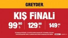 Greyder'de Kış Finali devam ediyor