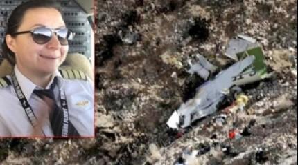 Cesedi hâlâ bulunamadı! Kaptan pilotla ilgili bomba iddia