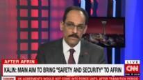 İbrahim Kalın'dan CNN muhabirine yanıt