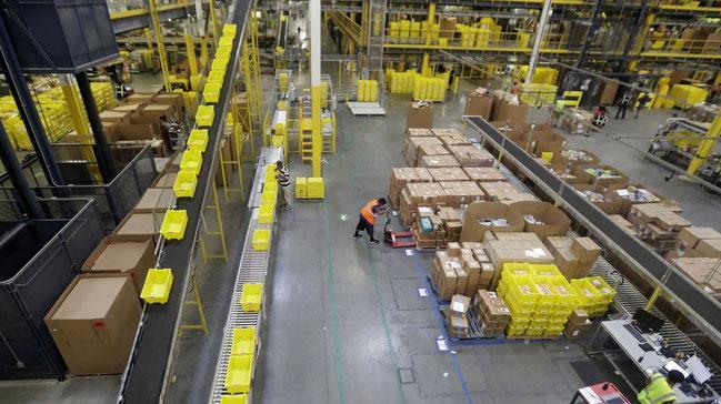 Amazon, dünyanın piyasa değeri en yüksek ikinci şirketi oldu