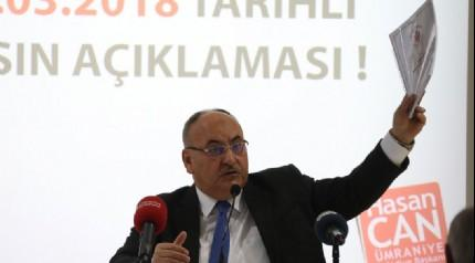 Canan Kaftancıoğlu'na belgelerle yanıt
