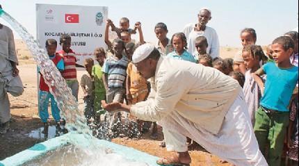 Türkiye dünyaya 'can suyu' oldu