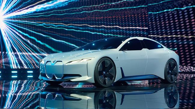 BMW yeni konseptler tanıtacak