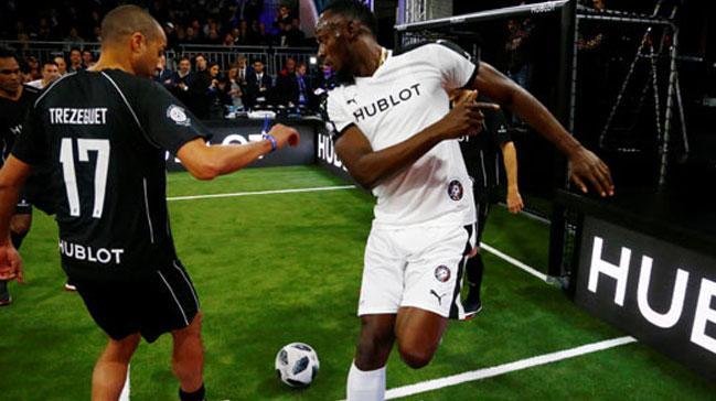 Usain Bolt, Dortmund ile idmanlara çıkacak