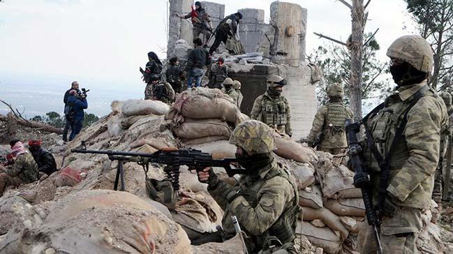 40 yıllık senaryo Afrin'de son buldu
