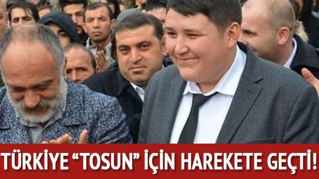 Ve Türkiye 'Tosun' için harekete geçti!